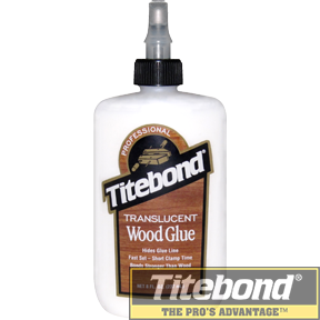 KEO TITEBOND TRANSLUCENT WOOD GLUE