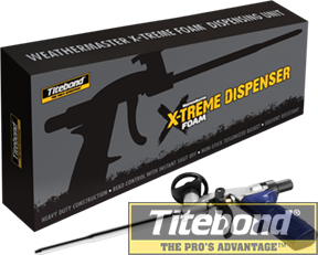TITEBOND X-TREME DISPENSER GUN