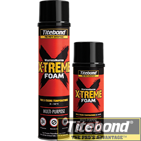 KEO TITEBOND X-TREME MULTI-PURPOSE FOAM SEALANT