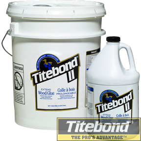 KEO TITEBOND II EXTEND WOOD GLUE
