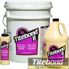 KEO TITEBOND II FLUORESCENT WOOD GLUE