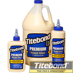 KEO TITEBOND II PREMIUM WOOD GLUE