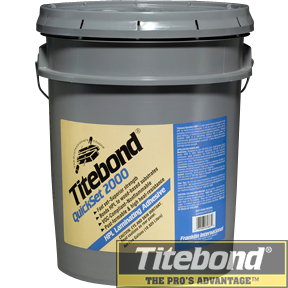 KEO TITEBOND QUICKSET 2000 WOOD GLUE