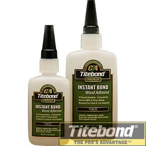 KEO TITEBOND INSTANT BOND WOOD ADHESIVE THICK