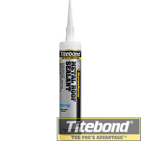 KEO TITEBOND WEATHERMASTER METAL ROOF SEALANT
