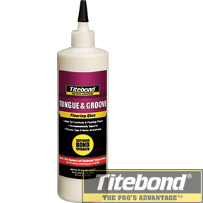 KEO TITEBOND TONGUE & GROOVE GLUE