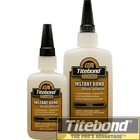 KEO TITEBOND INSTANT BOND WOOD ADHESIVE THIN