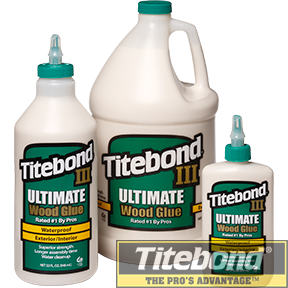 KEO TITEBOND III ULTIMATE WOOD GLUE