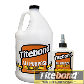 KEO TITEBOND ALL PURPOSE WHITE GLUE