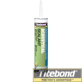 KEO TITEBOND GREENCHOICE ACOUSTICAL SMOKE & SOUND SEALANT