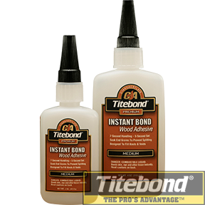 KEO TITEBOND INSTANT BOND WOOD ADHESIVE MEDIUM
